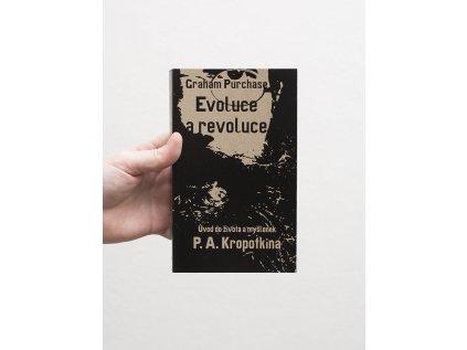 evoluce revoluce cover