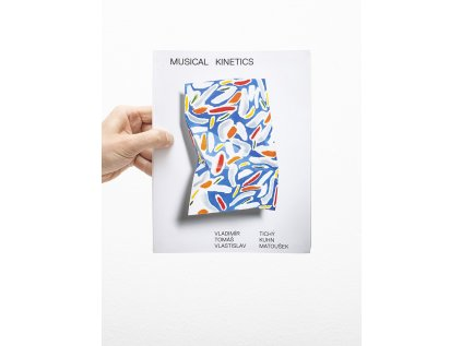 musical kinetics cover