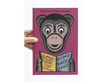 rymovacky opici cover