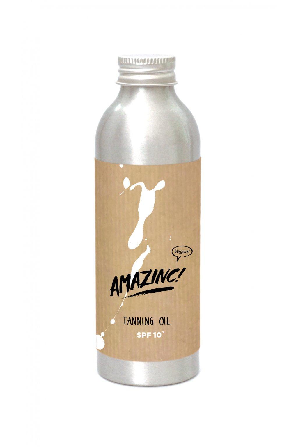 11 TanningOil Packaging Mockup Alu Bottle 150ml