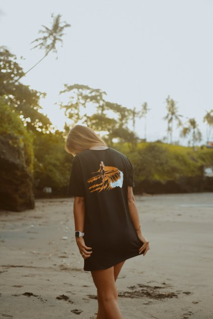 Pánské triko Českej surfing