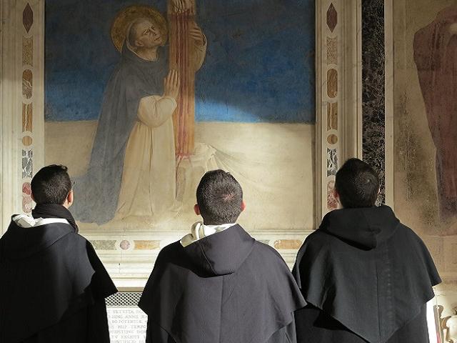 Sv. Dominik a dominikáni