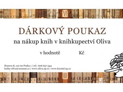 darkovy poukaz oliva