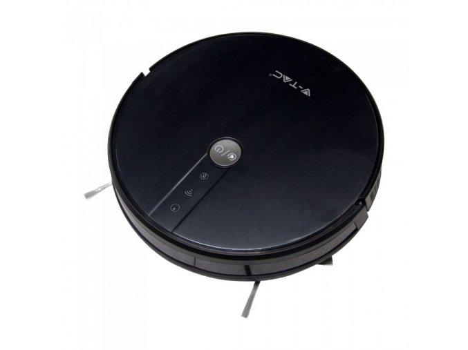 10256 staubsauger gyro robotic amazon alexa und google home kompatibel schwarz