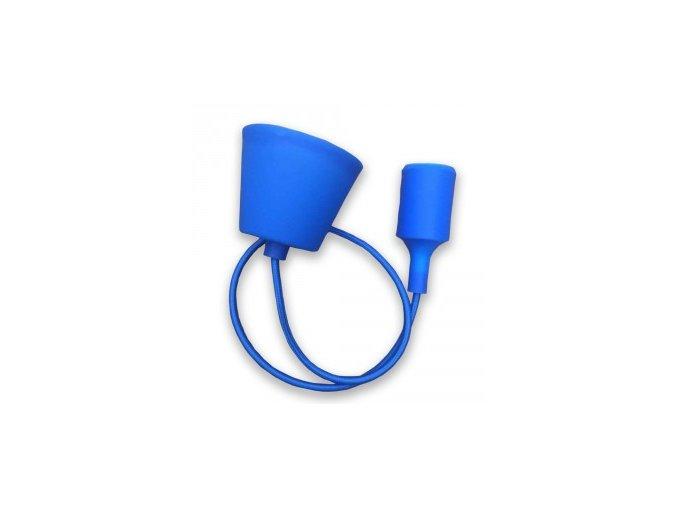 1190 e27 hangelampe fassung blau