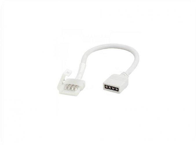 Flexibler Verbinder für RGB LED Streifen mit Pin