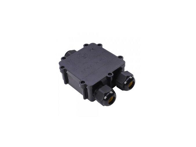 4190 wasserdicht schwarz klemmleiste 8 12mm ip68
