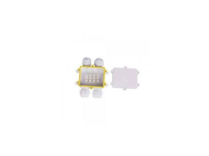 4199 wasserdicht 4 pin klemmleiste 8 12mm ip68