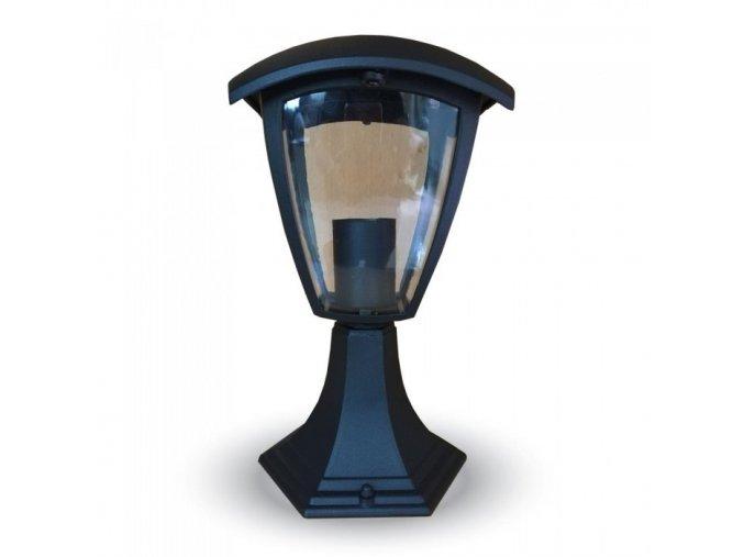6527 garten low licht 1xe27 glas aluminium ip65