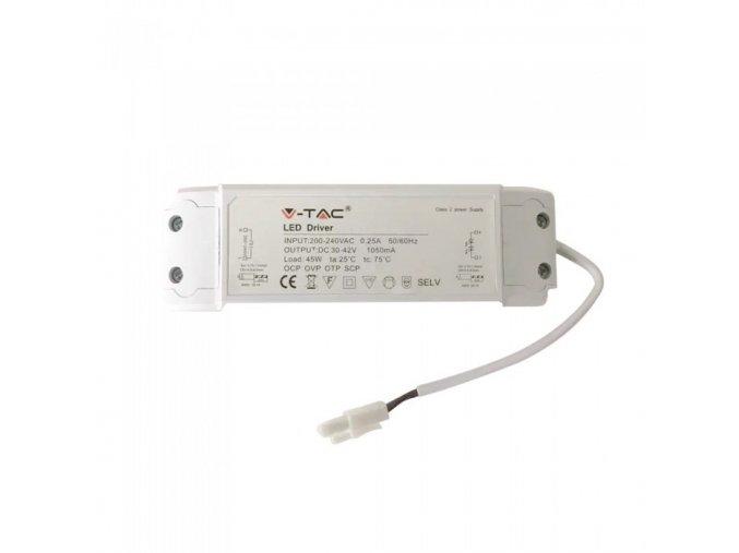 6908 adapter fur led panel 45w dimmbar