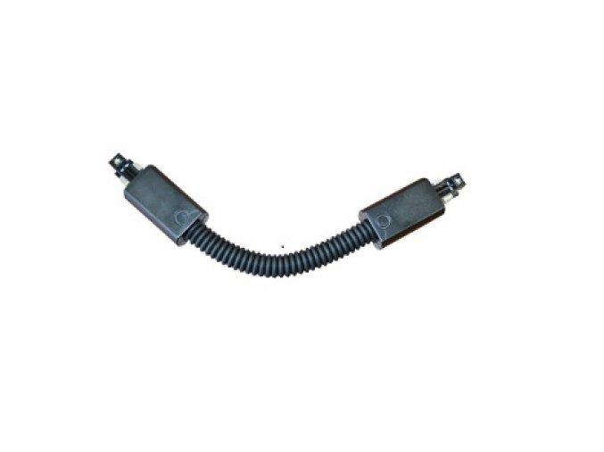 8339 flexible verbindung 4 zeilig track schwarz