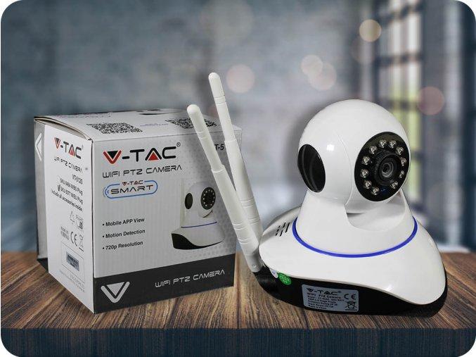 9089 720p indoor wifi ip 2 way audio camera with speaker microphone eu plug ip20