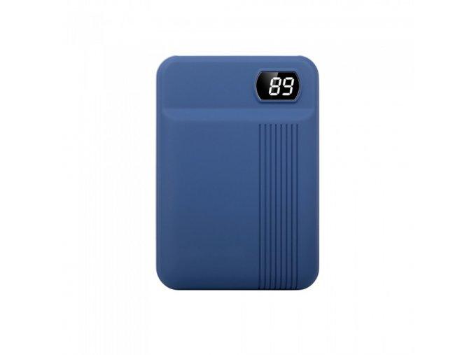 9143 10000mah power bank dunkel blau