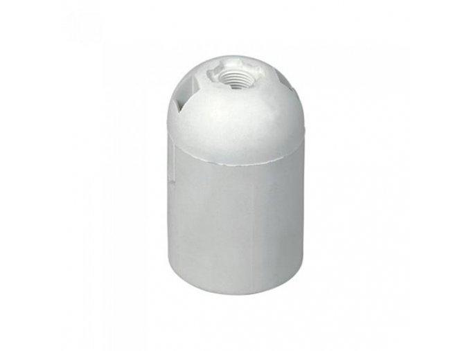 9431 e27 lamp holder white