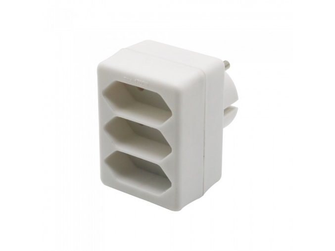 9707 3 ausgang adapter 2 5a label poly beutel