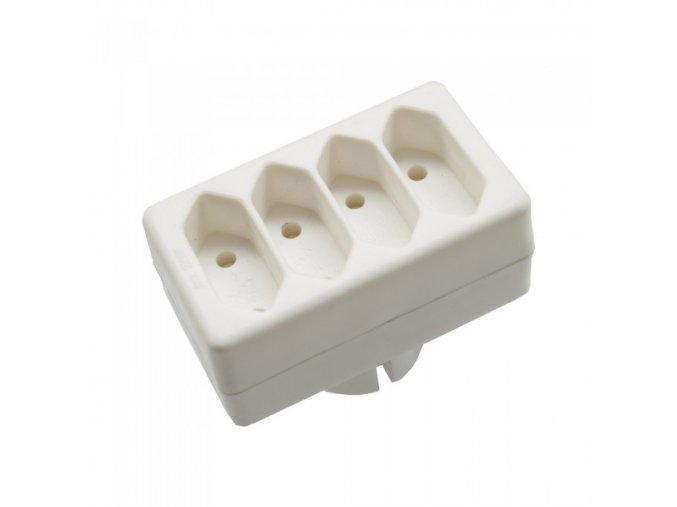 9710 4 ausgang adapter 2 5a label poly beutel
