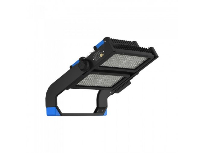 9755 500w led fluter scheinwerfer samsung chip meanwell treiber 60 d 4000k