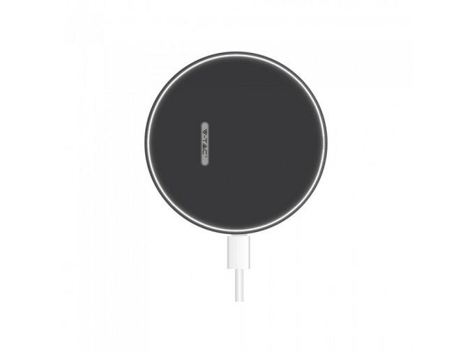 9836 wireless ladegerat 5a schnellladegerat schwarz