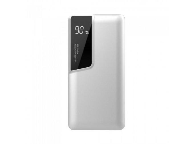 9998 powerbank mit digitaler anzeige 10000mah usb c