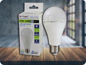 LED Glühbirne - 17W A65 Е27 200'D Thermo-Kunststoff (Lichtfarbe Kaltweiß)