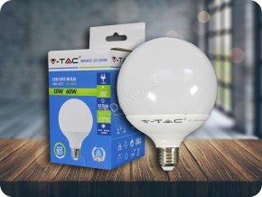 LED Glühbirne - 10W G95 Е27 Thermo-Kunststoff (Lichtfarbe Kaltweiß)