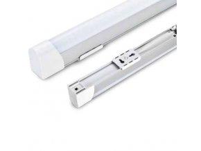 T8 LED-Licht 10W 60cm Wand (Lichtfarbe Kaltweiß)