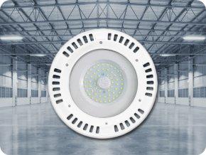 50W SMD Highbay  Gehäuse  120'D (Lichtfarbe Kaltweiß)