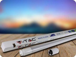 LED-Röhre T8, 18W, 120 cm, G13, (1700 LM), SAMSUNG Chip- 5 Jahre Garantie! (Lichtfarbe Kaltweiß)