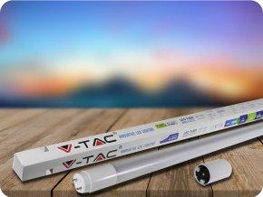 LED-Röhre T8, 22W, 150cm, G13, (2000 LM), SAMSUNG Chip- 5 Jahre Garantie! (Lichtfarbe Kaltweiß)