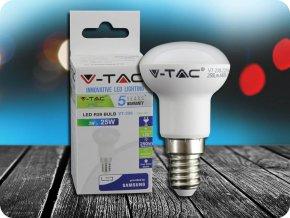 LED Glühbirne - SAMSUNG CHIP 3W E14 R39 Kunststoff 6400K (Lichtfarbe Kaltweiß)