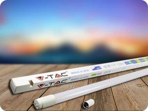 LED Röhre SAMSUNG CHIP - 120cm 18W A++ G13 Nano Kunststoff 4000K (Lichtfarbe Warmweiß)