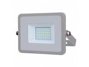 20W LED Fluter/Scheinwerfer SMD SAMSUNG CHIP Grau Gehäuse 6400K (Lichtfarbe Kaltweiß)