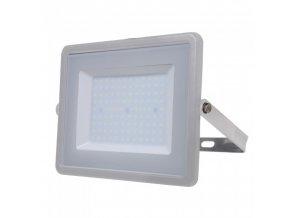 100W LED Flutlicht/Scheinwerfer SMD SAMSUNG CHIP Grau Gehäuse 6400K (Lichtfarbe Kaltweiß)