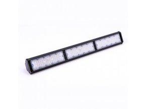 150W LED Lineare High Bay Schwarz Gehäuse 6000K (Lichtfarbe Kaltweiß)