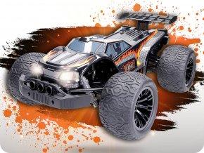ROCKER Auto mit Fernbedienung 4x4, 2x Motor, Maximal 20 km pro Stunde
