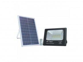 LED Solar Flutlicht/Scheinwerfer mit 40W Solarpanel, 3100lm, IP65, 2000mAh (Lichtfarbe Kaltweiß 6000K)