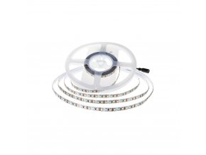 LED-Streifen 11W, 1650lm/m, 150lm/W, SMD2835, 168 LED/m, hohe Helligkeit, 24 V, IP20 (Lichtfarbe Kaltweiß 6400K)