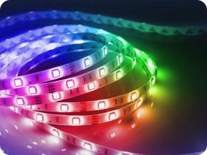 Smart RGB LED-Streifen Gosund SL2, 12V/1A, 5m Gehäuse, Smart Life-Anwendung (Tuya App)