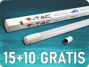LED Röhre T8, 22W, 150CM, G13, (3000LM), hohe Helligkeit, SAMSUNG CHIP, 15+10 gratis! (Lichtfarbe Kaltweiß 6400K)