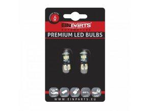 21125 1 led autolampe t10 w5w 12v canbus 6000k