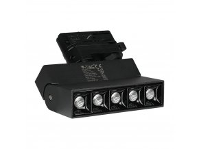 LED lineare Schienenlampe 12W, 960LM, Samsung-Chip
