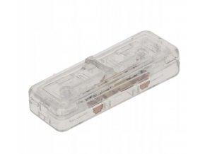 Separater Schiebeschalter 230V, 2.5A, farblos