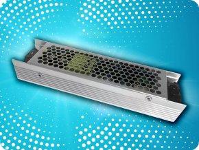 LED Netzteil - 150W 12V 12.5A Metall Slim