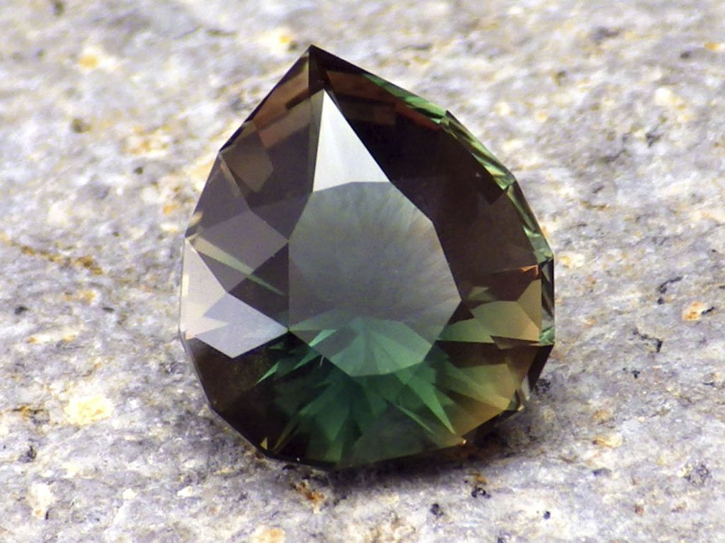 2.96 ct dichroic schiller oregon sunstone 1