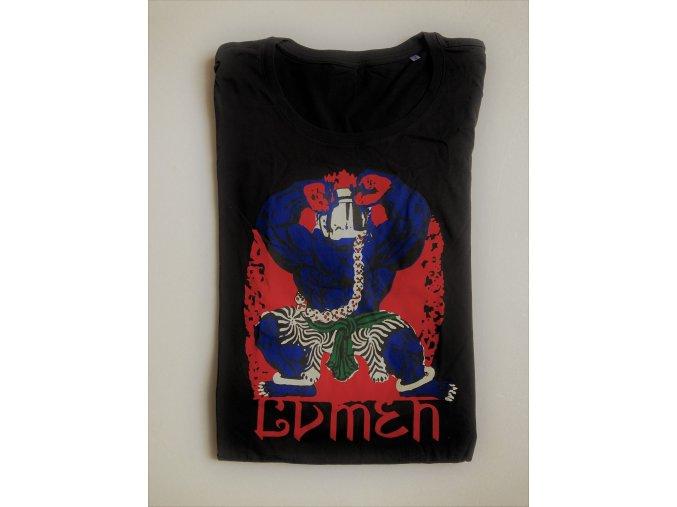 Lvmen Hulk T-shirt black