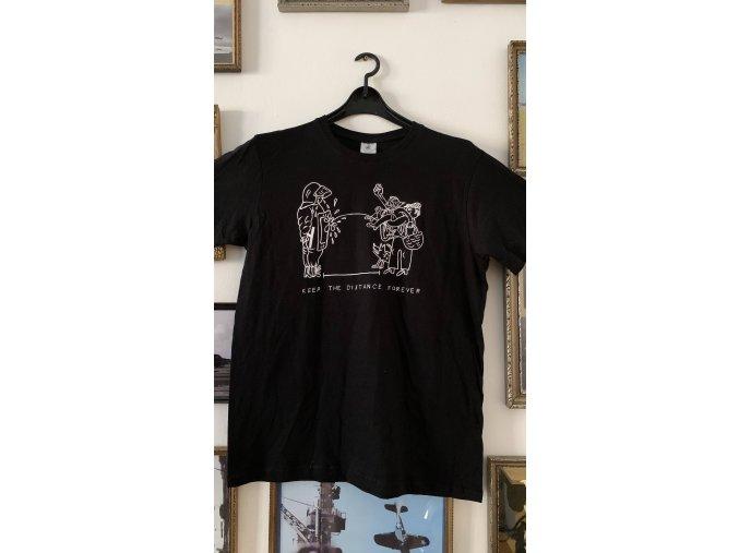 Punx23 keep distance T-shirt