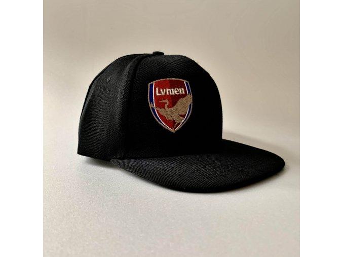 Lvmen Arsenal snapback black