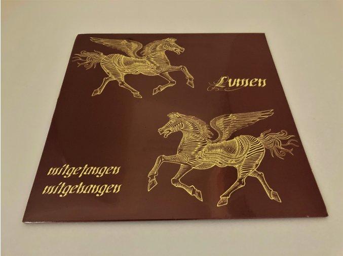 Lvmen Mitgefangen Mitgehangen Vinyl