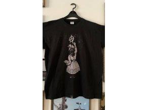 Punx23 topknot T-shirt