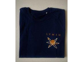 Lvmen T-shirt Atom Navy